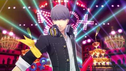 Persona 4- Dancing All Night Yu Narukami Trailer (Eng Subs)