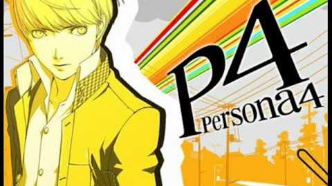 Persona 4 - Your Affection