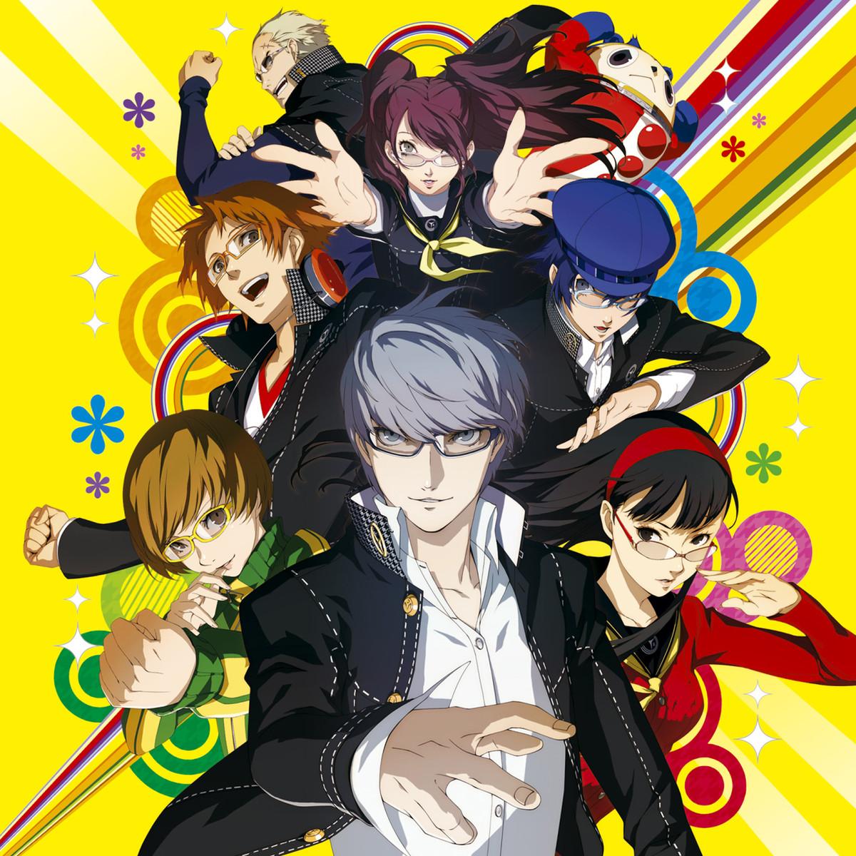 Persona 4 | Megami Tensei Wiki | Fandom