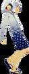 P5D Yusuke Kitagawa Swimsuit Outfit