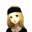 P5 portrait of Chihaya Mifune