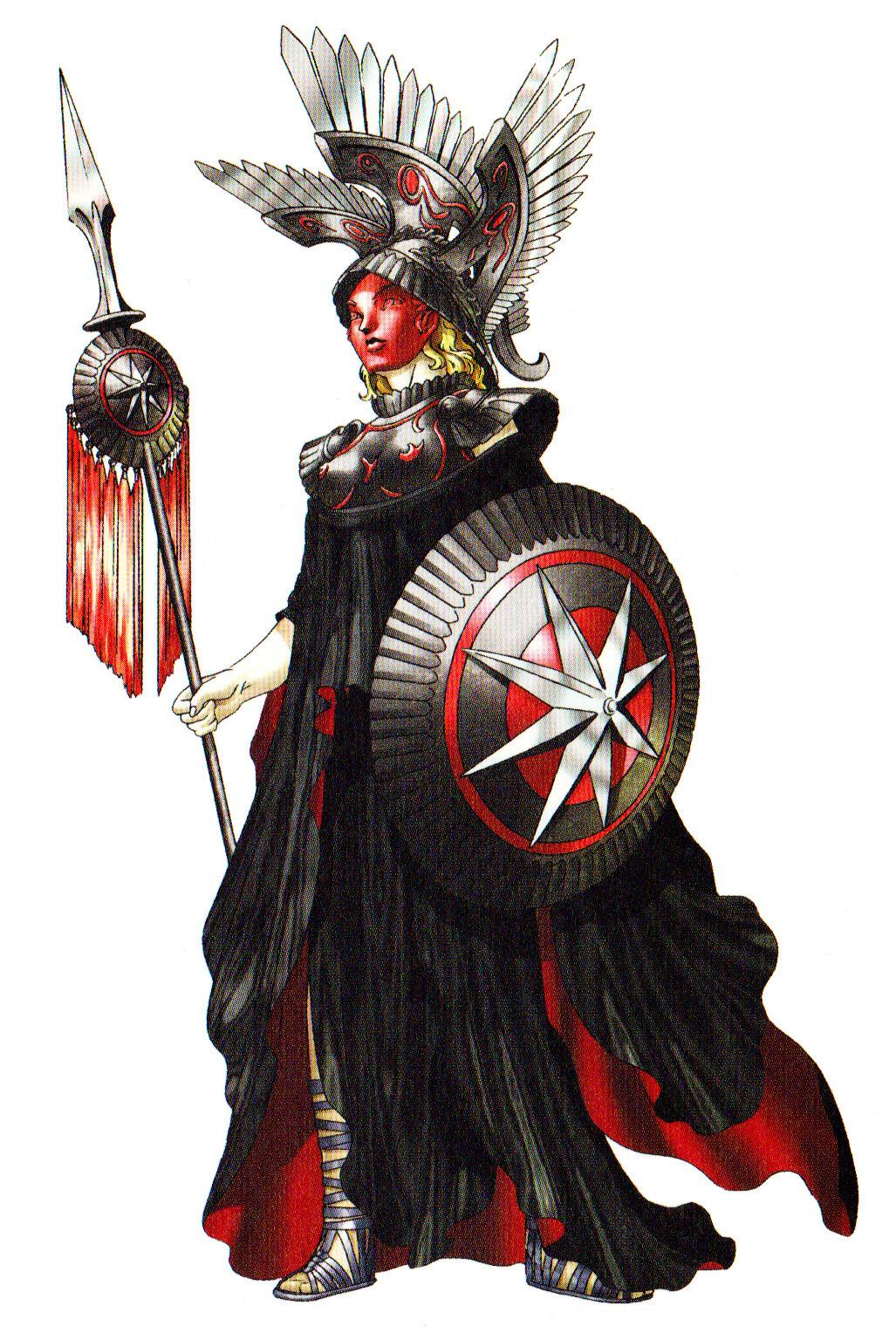 Pallas Athena Megami Tensei Wiki Fandom Powered By Wikia