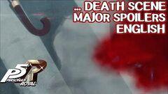 Kasumi's death - ENG DUB
