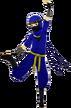 P3D Ken Amada Shinobi Outfit