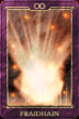 Scorching card IS