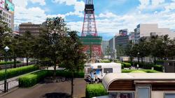 P5S Sapporo Streets2