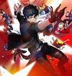 P5D key visual art