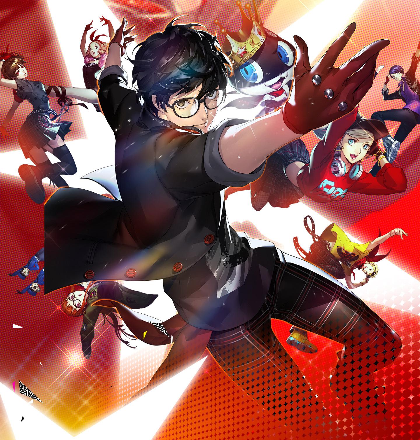 Phantom Thieves of Hearts | Megami Tensei Wiki | FANDOM