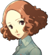 P5R Portrait Haru Summer Attire