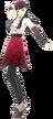 P4D Yukiko Amagi Midwinter Outfit change free DLC