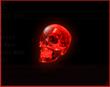 Fire Crystal Skull IS