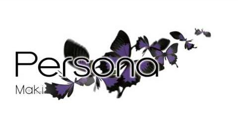Maki - Persona 1 PSP