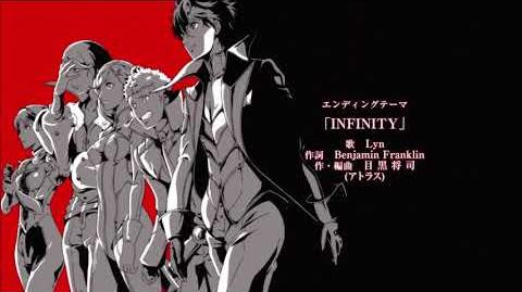 Persona 5 the Animation Full Ending Theme - Infinity