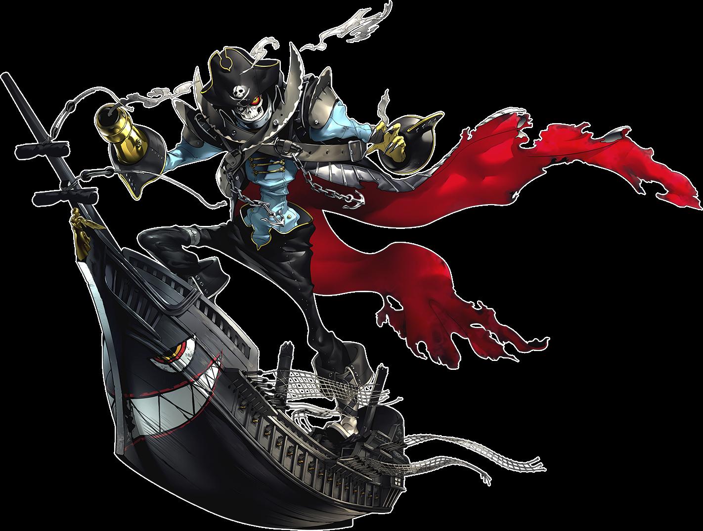 Captain Kidd | Megami Tensei Wiki | FANDOM powered by Wikia