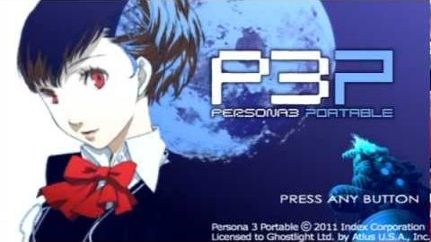 Persona 3 Opening
