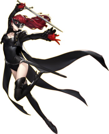 Image result for kasumi persona 5