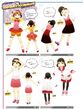 P4D Nanako's Costume Coordinate 01