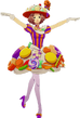 P5D Haru Okumura Halloween Outfit