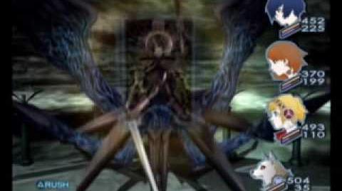 """Persona 3 - Final Boss ( """"Arcana Quotes"""" )"""