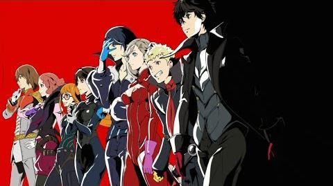 Persona 5 The Animation Ending 2 - Autonomy (Goro Akechi added)
