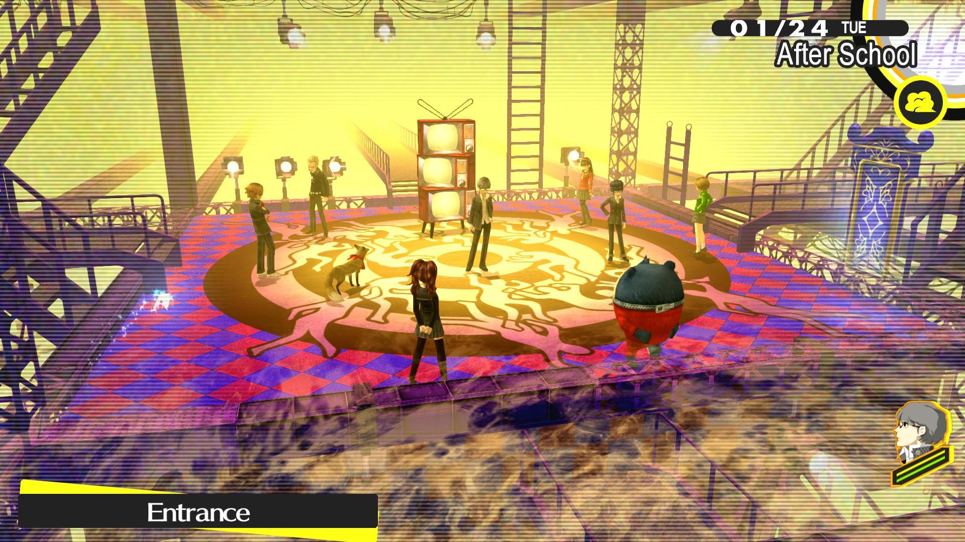 Midnight Channel Megami Tensei Wiki FANDOM Powered By Wikia - Japan map persona 4