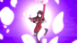 Yukiko Amagi in the BBTAG anime opening