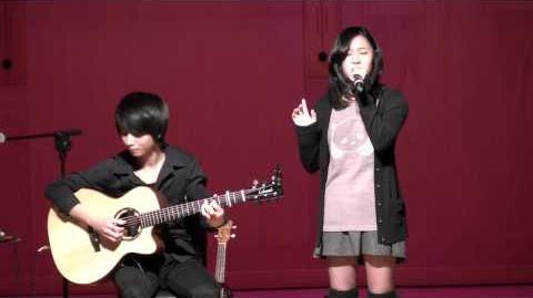 (Adele) Someone Like You - Megan Lee with Sungha Jung-3