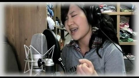 Someone Like You - Adele Cover Live by Megan Lee