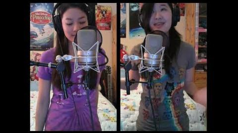 Forget You - Glee Cover by Megan Lee & Arden Cho