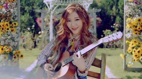 MV Megan Lee 메건리 - 8dayz ENG ver.