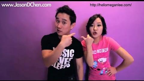 Bruno Mars - Marry You (Cover) Megan Lee & Jason Chen