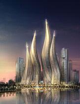 Dubai Towers