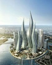Dubai Towers3