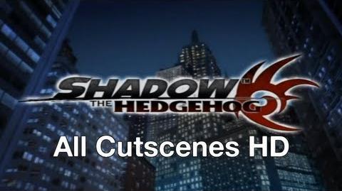 Shadow The Hedgehog (2005) - The Movie