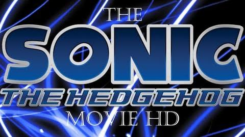 The Sonic The Hedgehog Movie HD