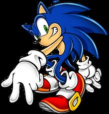 Sonic Art Assets DVD - Sonic The Hedgehog - 18