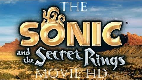 The Sonic and the Secret Rings Movie