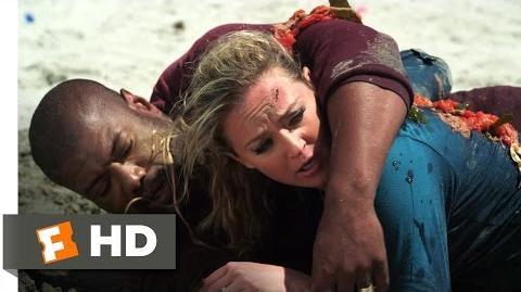 Mega Shark vs. Mecha Shark (10 10) Movie CLIP - Nero the Hero (2014) HD