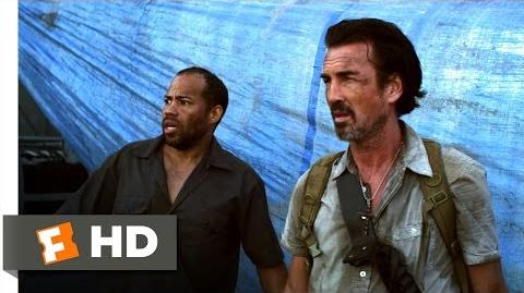 Mega Shark vs. Crocosaurus (3 10) Movie CLIP - Jumping Ship (2010) HD