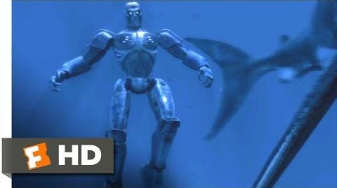 Mega Shark vs. Kolossus (10 10) Movie CLIP - A Battle to the Death (2015) HD