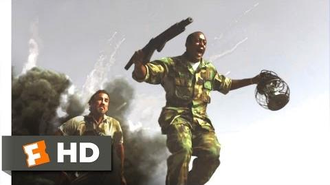 Mega Shark vs. Crocosaurus (9 10) Movie CLIP - Beastly Barrage (2010) HD