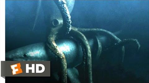 Mega Shark vs. Giant Octopus (10 10) Movie CLIP - Tentacles vs. Teeth (2009) HD