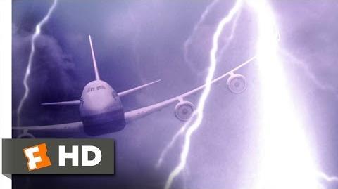 Mega Shark vs. Giant Octopus (2 10) Movie CLIP - Shark Bites Plane (2009) HD