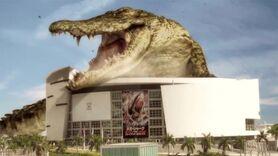 Crocosaurus monster