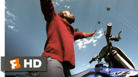 Mega Shark vs. Mecha Shark (9 10) Movie CLIP - Rosie's Stuck in Chum (2014) HD