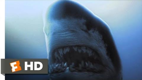 Mega Shark vs. Kolossus (2 10) Movie CLIP - A Slippery Fish (2015) HD