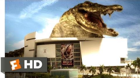 Mega Shark vs. Crocosaurus (4 10) Movie CLIP - Torpedoes Away (2010) HD