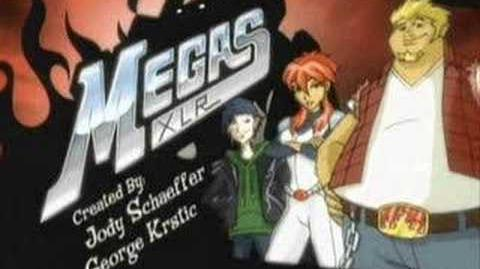 Megas XLR Full Theme