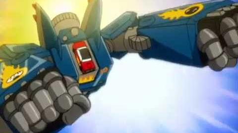 Megas XLR Intro (TV version, 480p)