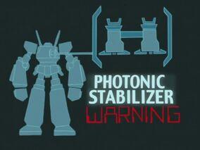Photonic Stabilizer Warning